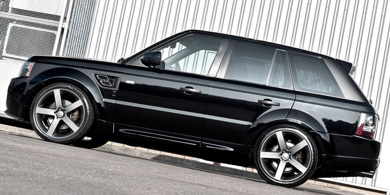 kahn wheels exklusive kahn felgen und rads zte f r range rover. Black Bedroom Furniture Sets. Home Design Ideas
